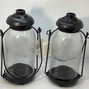 Set of 2 Yankee Candle Candle holder